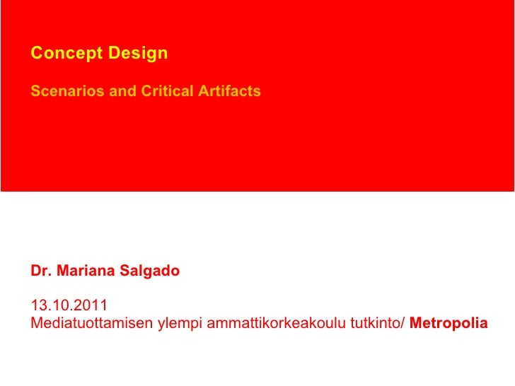 Concept design-second class