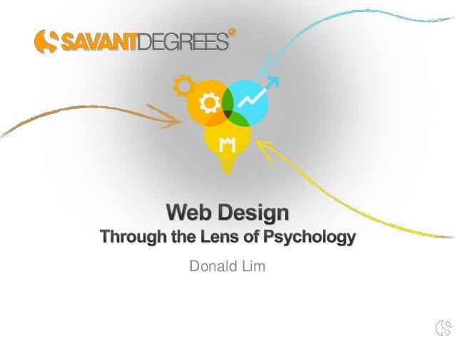 Web Design Through The Lens of Psychology