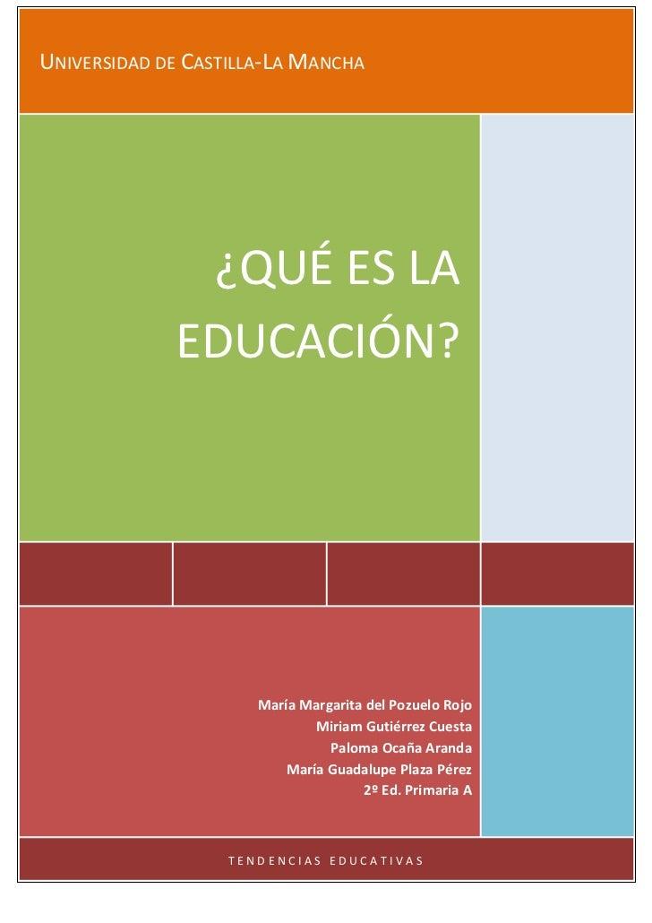 Concepto de educación (1)