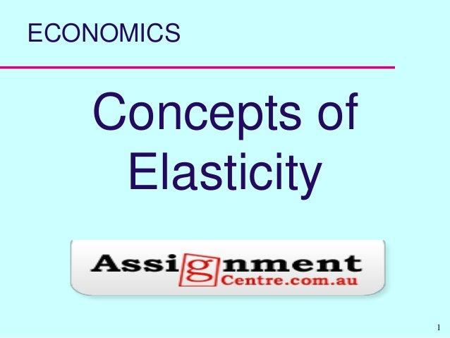 Elasticity of Demand: Concept of Demand Elasticity (explained with diagram)
