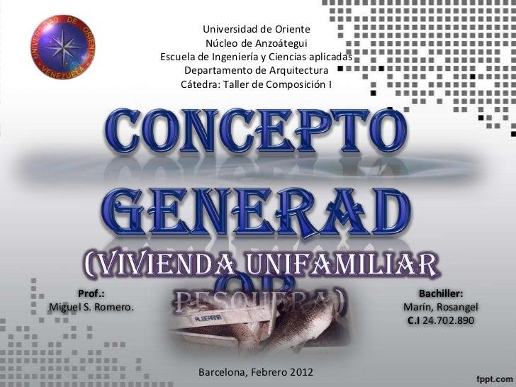 Universidad de Oriente                             Núcleo de Anzoátegui                    Escuela de Ingeniería y Ciencia...