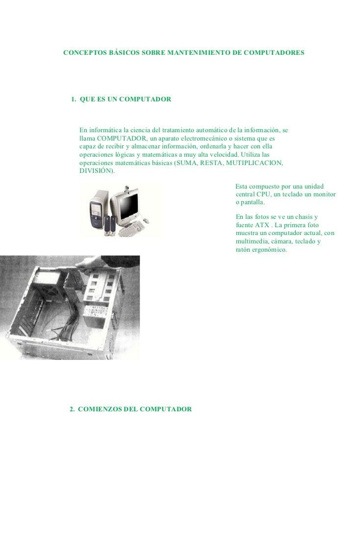 Conceptos basicos-pc