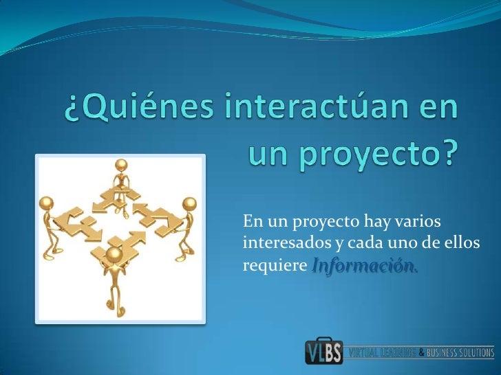 Conceptos basicos proyectos