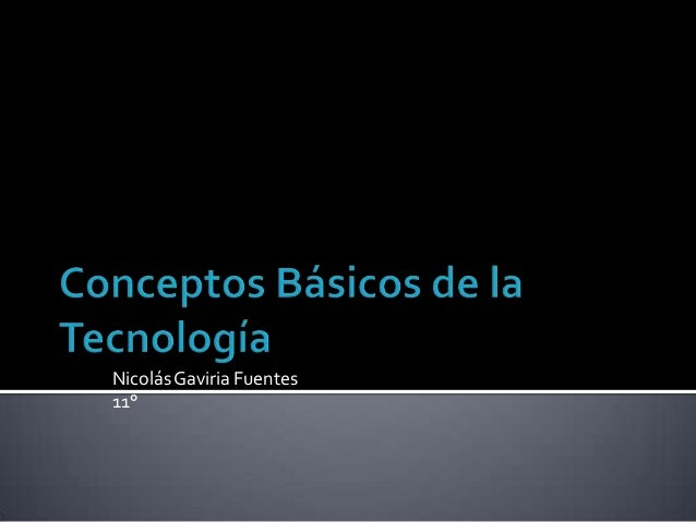 Nicolás Gaviria Fuentes11°