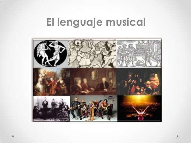Conceptos básicos del lenguaje musical
