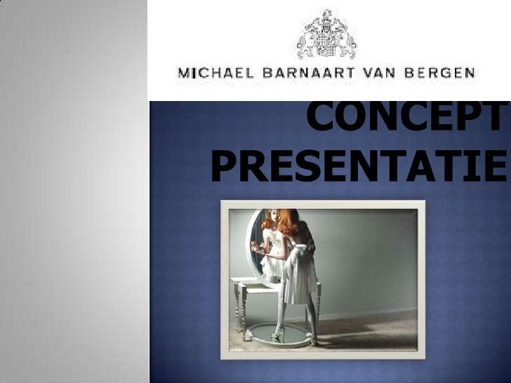 Concept presentatie<br />