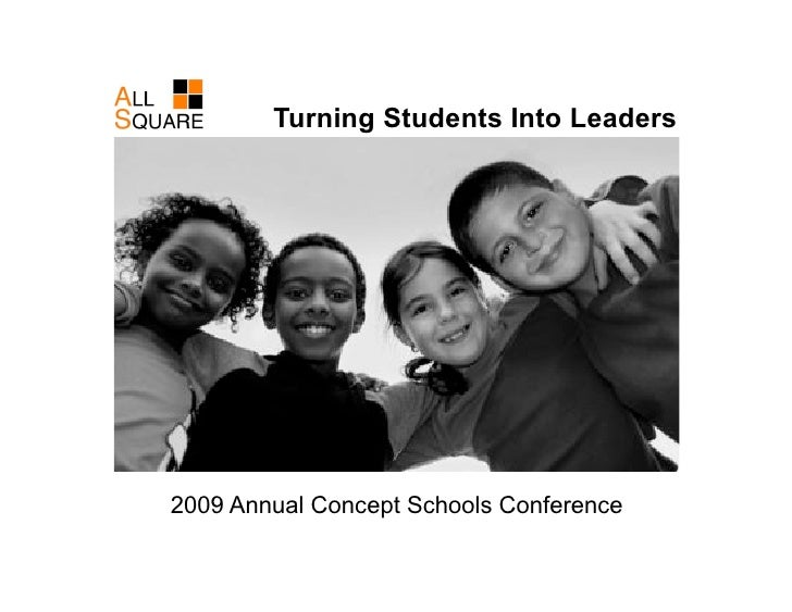 Concept Schools Turning Students Into Leaders