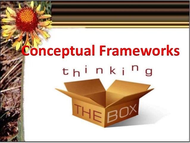 FDM 204 and ME 204  Conceptual Framework