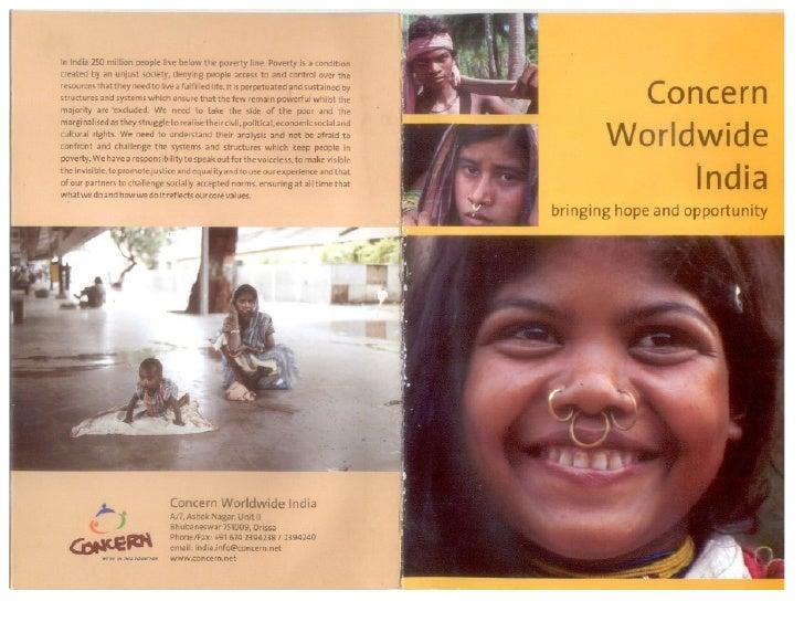 Concern Worldwide India