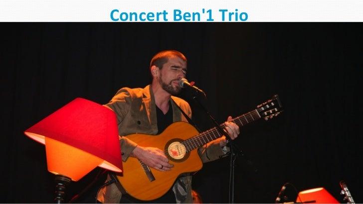 Concert Ben1 Trio