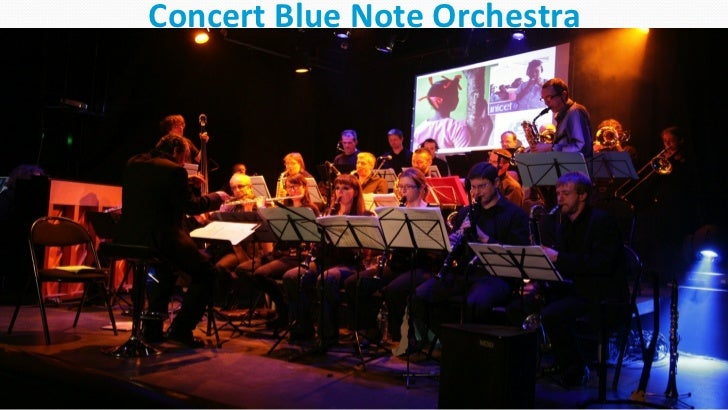 Concert Blue Note Orchestra