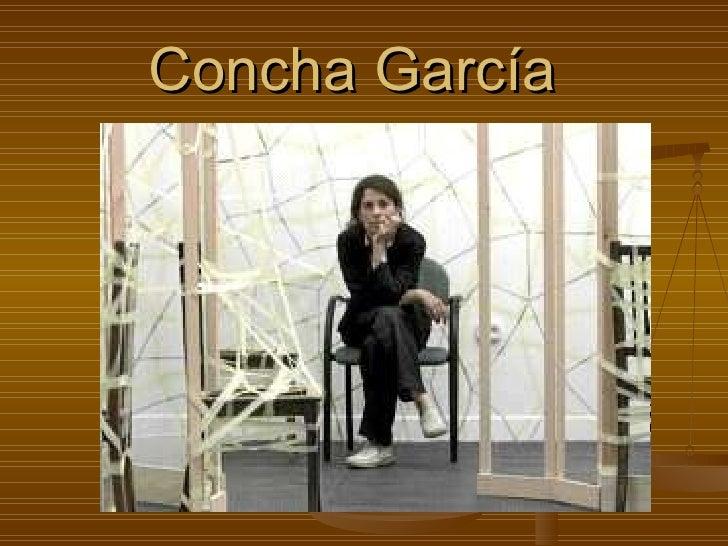 Concha García
