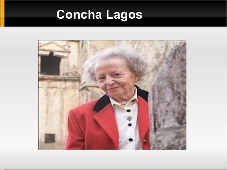 Concha Lagos