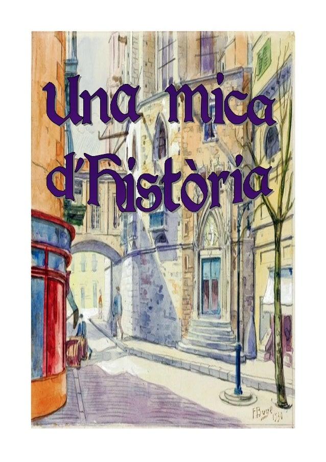 final de trimestre Índex de contingutsLa Barcelona romana....................................................................