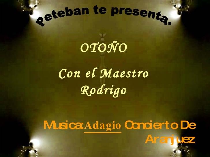Concierto De Aranjuez (Gh)