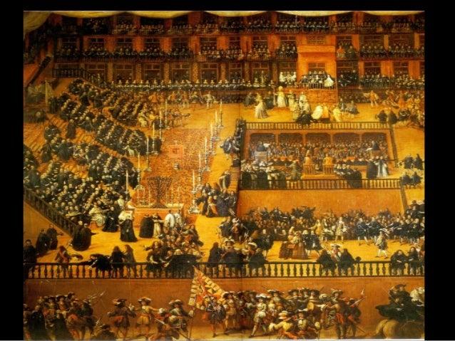 Concilio de Trento Frente a las horribles calamidades que afligían a la Iglesia del Siglo XVI, se produjo pronto una reacc...
