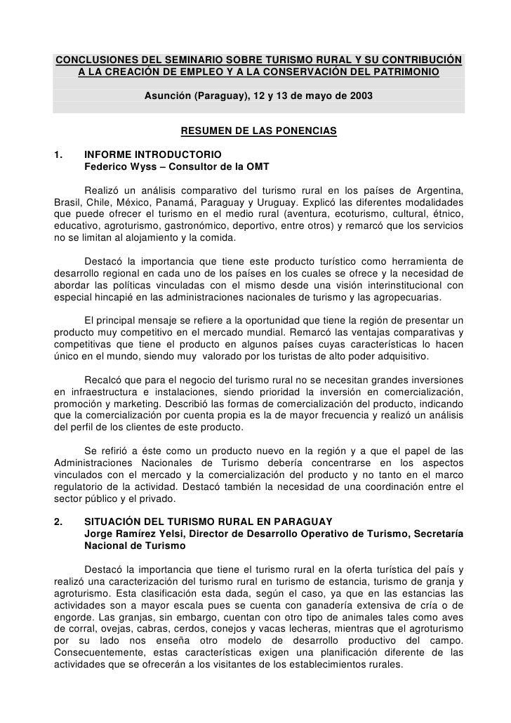 Conclusiones Esp Brasil