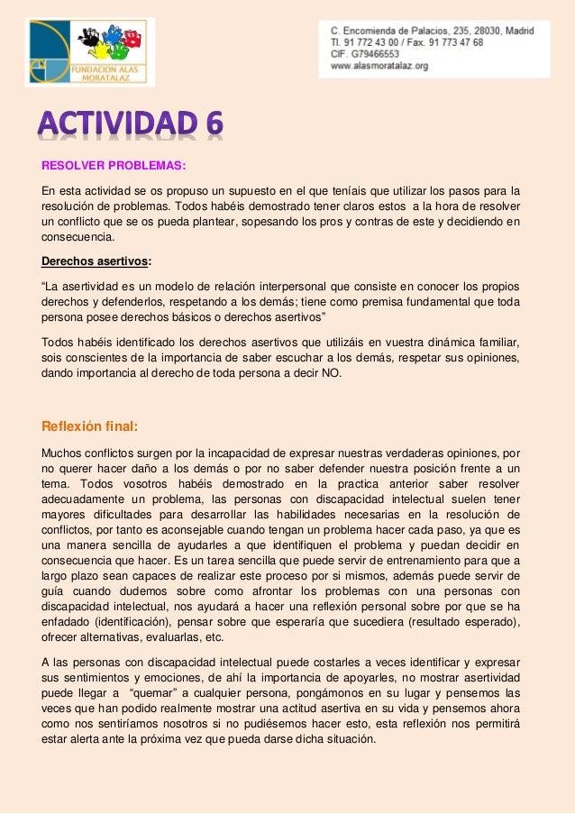 Conclusiones m6