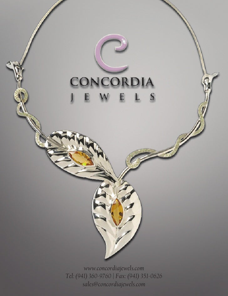 Concordia Catalog