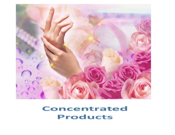 Conc product list