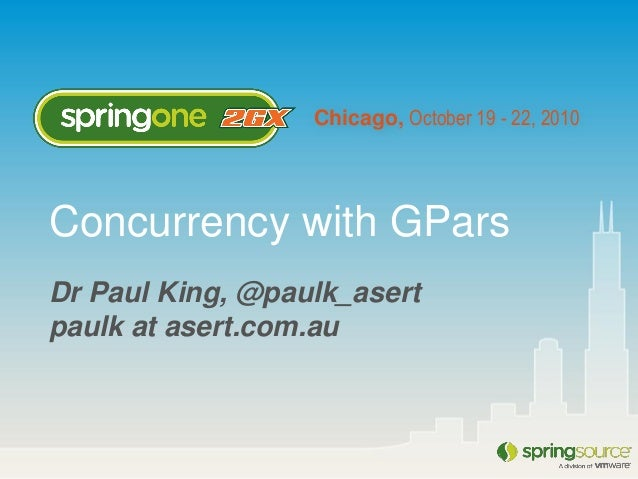 concurrency with GPars