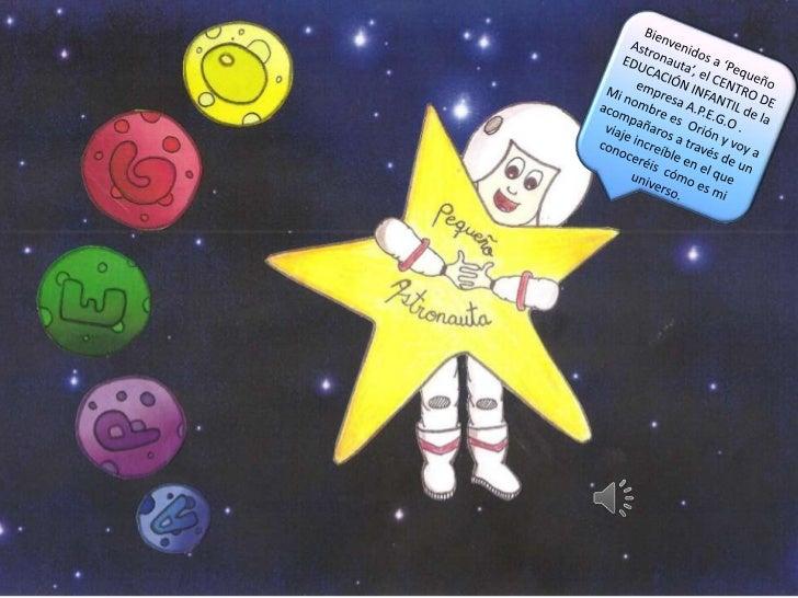 La estrella central de mi  universo es el niño y a sualrededor giran tres planetas    increíbles. Pinchad encualquiera de ...