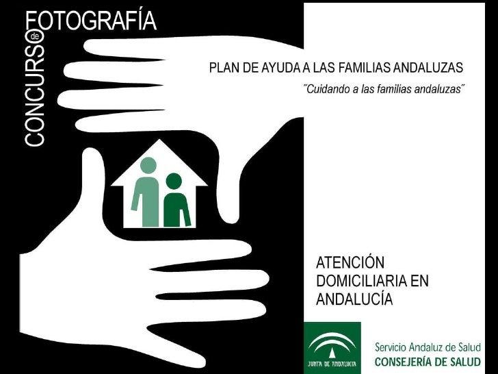 Fotos seleccionadas Concurso CUIDANDO A LAS FAMILIAS ANDALUZAS