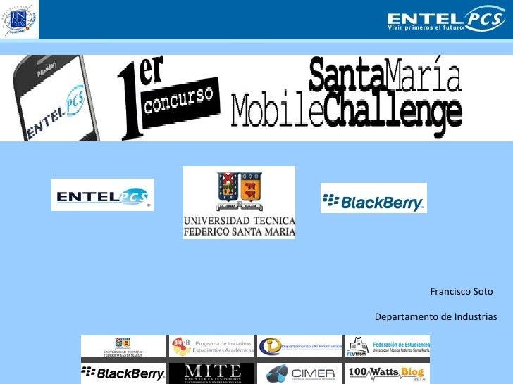 Santa Maria Mobile Challenge