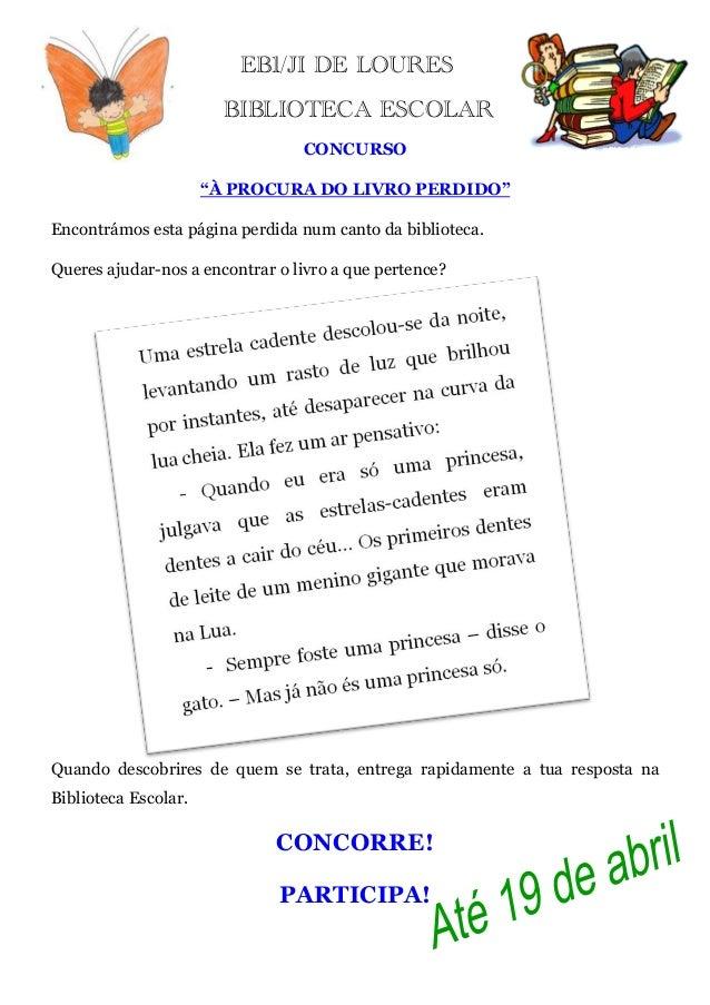 Concurso livro perdido_gato_rainha_só_loures