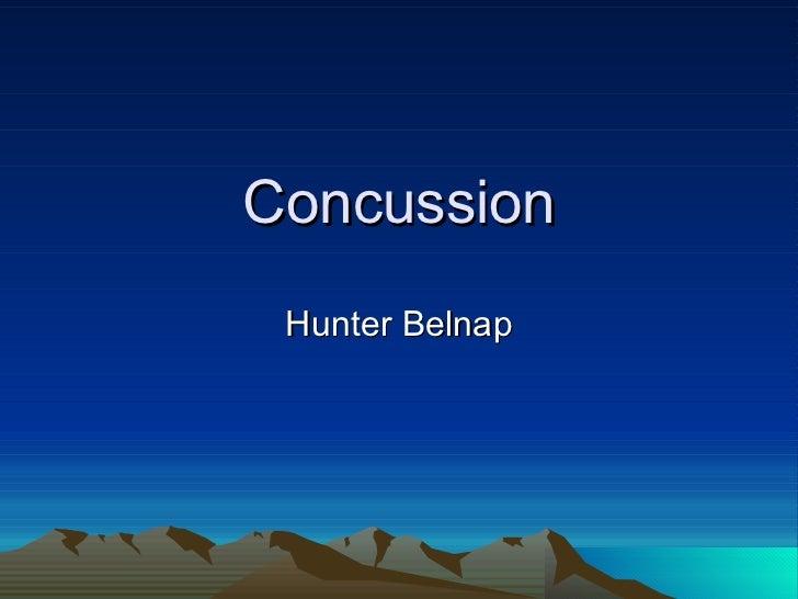 ConcussionHBelnap