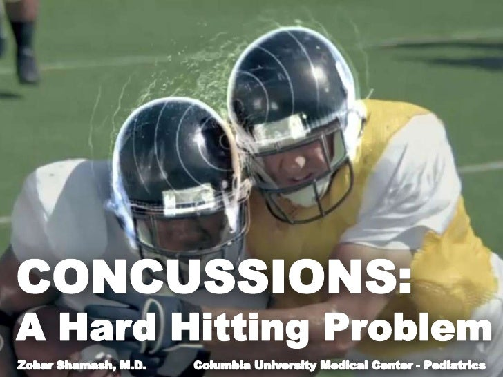 Concussions: A Hard-Hitting Problem