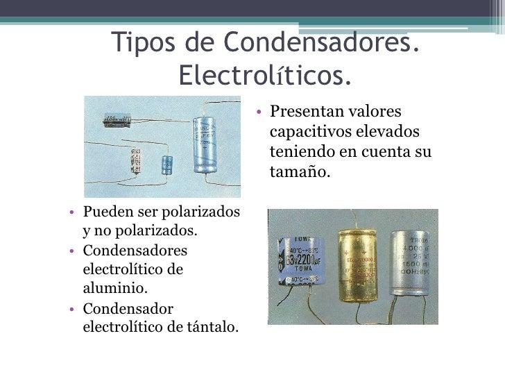Condensadores - Tipos de cortinas y estores ...