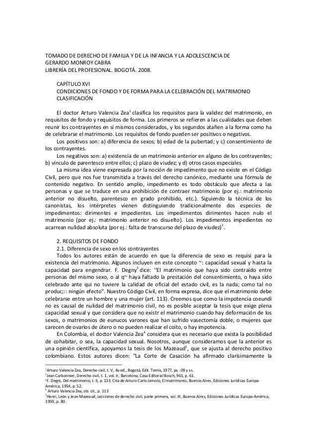 TOMADO DE DERECHO DE FAMILIA Y DE LA INFANCIA Y LA ADOLESCENCIA DEGERARDO MONROY CABRALIBRERÍA DEL PROFESIONAL. BOGOTÁ. 20...