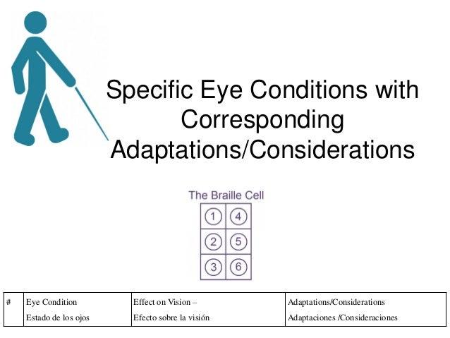 Condiciones e ilustraciones