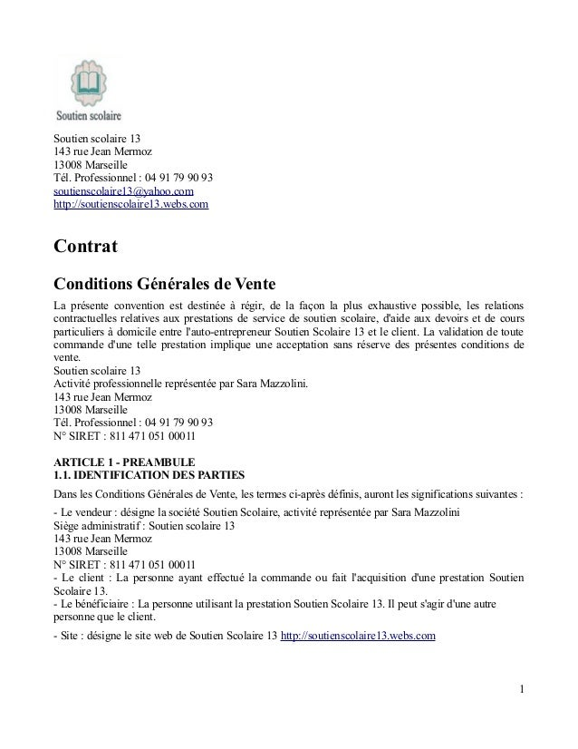 Soutien scolaire 13 143 rue Jean Mermoz 13008 Marseille Tél. Professionnel : 04 91 79 90 93 soutienscolaire13@yahoo.com ht...