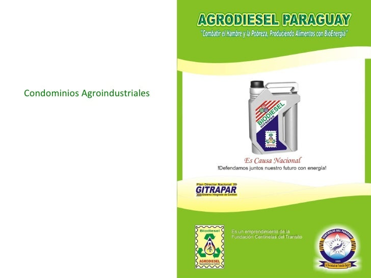 Condominios Agroindustriales