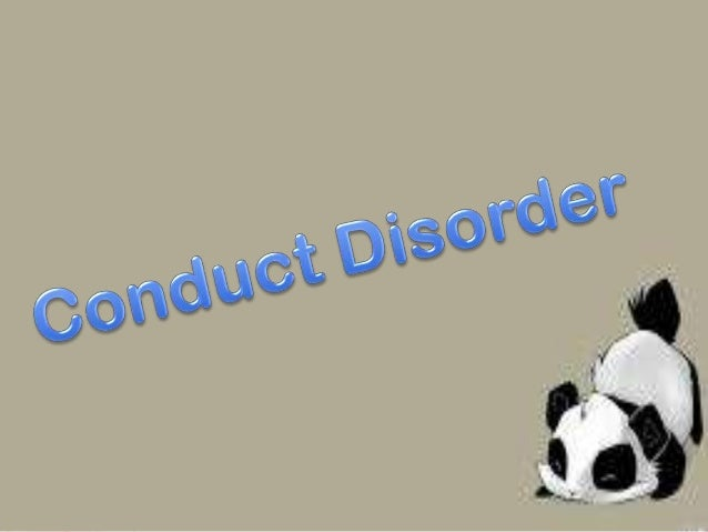 DIAGNOSIS The essential feature of conduct disorder is a repetitive and persistent pattern of conduct in which either the ...