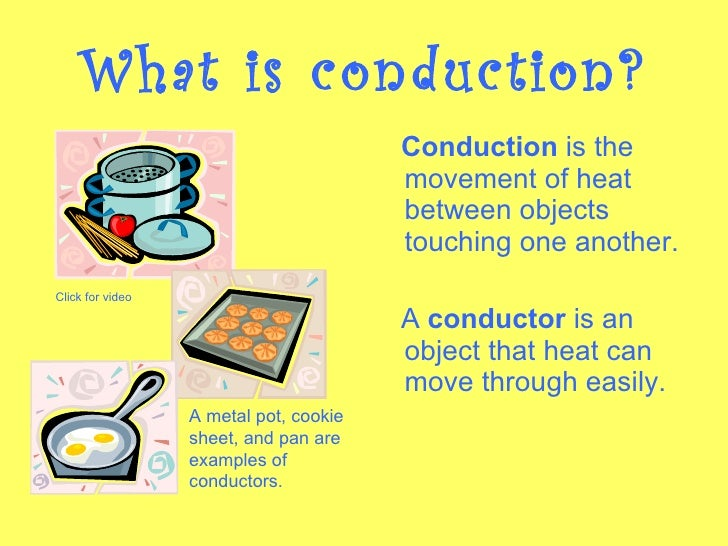 Two Examples Of Conductors : Conductor and insulators
