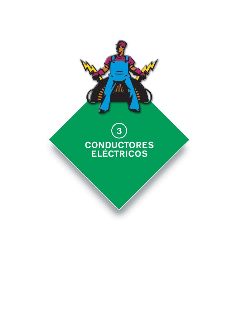 3CONDUCTORES ELÉCTRICOS