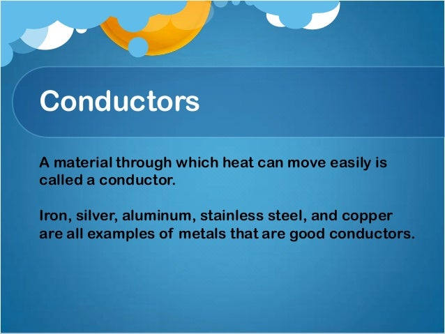 What Are Conductors : Conductors and insulators