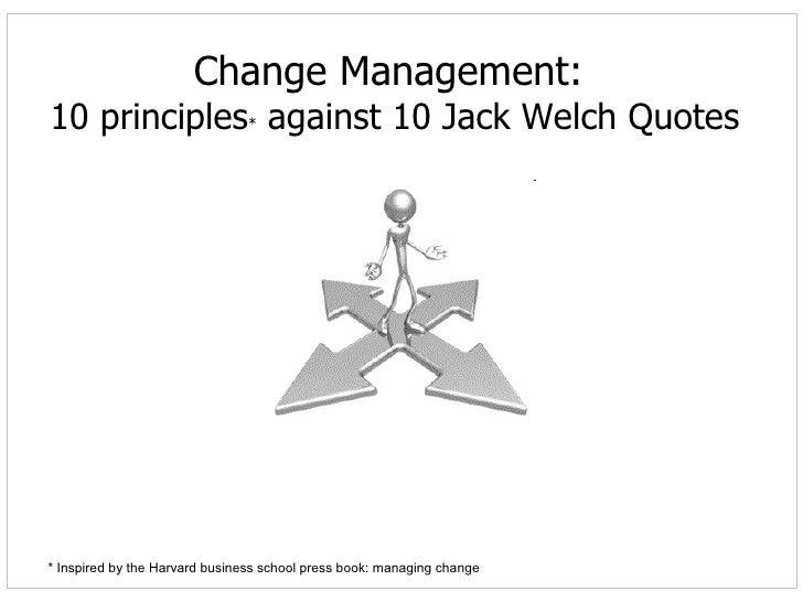 Management Quotes About Change Change Management 10