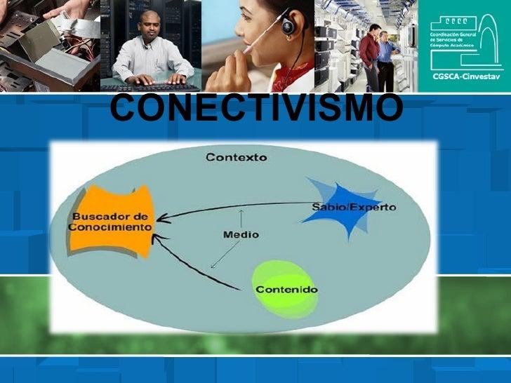 <ul><li>CONECTIVISMO </li></ul>