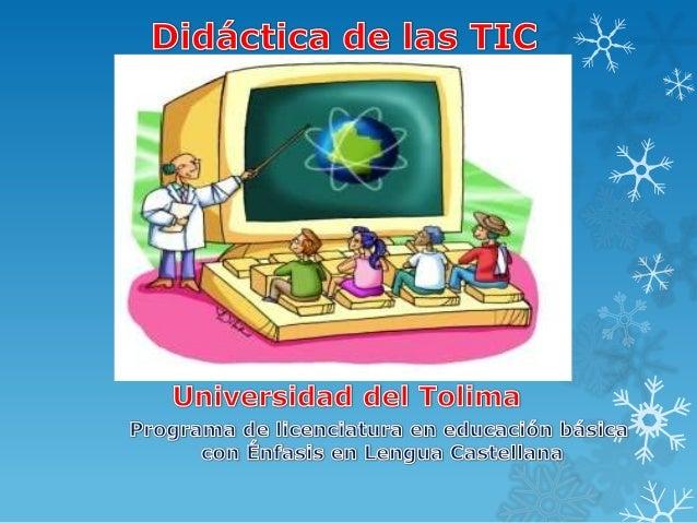 Didáctica de las TIC- El Conectivismo