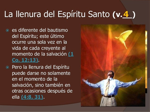 Imagenes Del Poder Del Espiritu Santo la Llenura Del Espíritu Santo