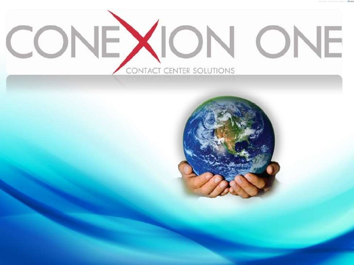 Conexion One Overview