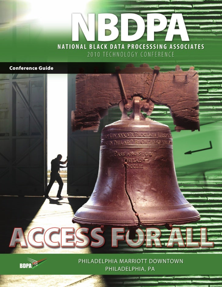 2010 BDPA Technology Conference Guide