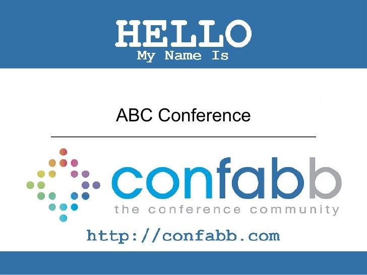 ABC Conference