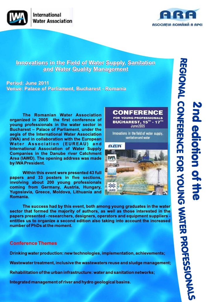 YWP Conference in Rumania