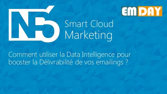 Modifiez le style du titre Marketing Smart Cloud Marketing Smart Cloud Comment utiliser la Data Intelligence pour booster ...