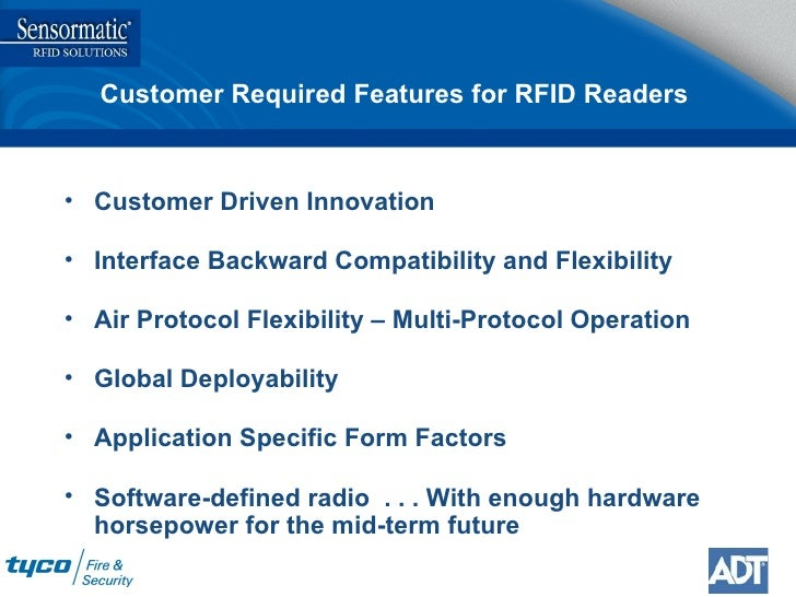 Software Defined Radio For Rfid Application Software-defined Radio